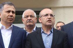 Başbakan Yardımcısı Şimşek, Gaziantep'e geldi video foto