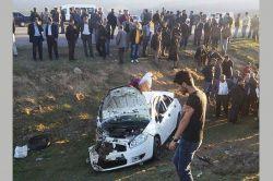 Tutuklu Ahmet Arslan'ın eşi trafik kazasında hayatını kaybetti foto