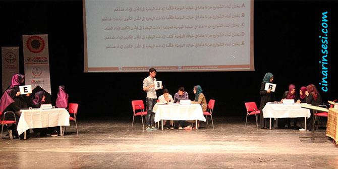 Diyarbakır'da illerarası Arapça bilgi yarışması düzenlendi