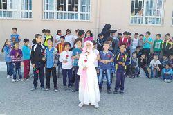 Batman Sakarya İlkokulu öğrencilerinden kutlu doğum etkinliği foto