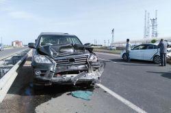 Çınar'da trafik kazası: 2 yaralı video foto