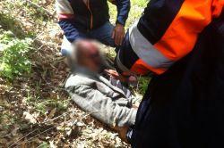 Bingöl'ün Yayladere ilçesinde kaybolan şahıs yaralı halde bulundu foto