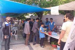 Malatya'da ihtiyaç sahipleri yararına kermes