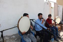 Adıyaman'da cami cemaatinden Miraç Kandili programı