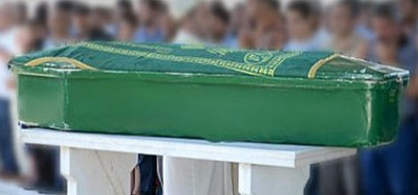 Iğdıra Almanyadan yanlış cenaze geldi