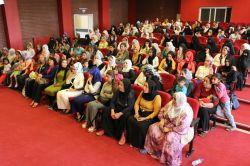 Silopili kadınlara 'Mikro Kredi' semineri verildi
