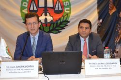 Adana'ya Bölge Adliye Mahkemesi kurulmamasına tepki