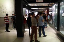 Çanakkale Destanı Tanıtım Merkezi büyük bir ilgi görüyor video foto