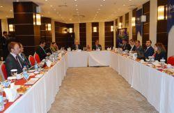 DİKA Mayıs ayı toplantısı Siirt'te yapıldı