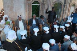 Mardin'in Kızıltepe ilçesinde ilimlerini tamamlayan 8 öğrenci icazetlerini aldı foto