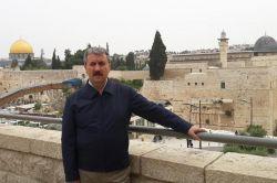 Mustafa Destici İsrail'de gözaltına alındı