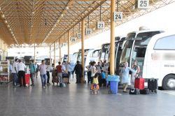Türkiye'de 9 milyon kişi seyahatte çıktı