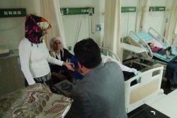 İrfan-Der'den hastalara anlamlı hediye video foto