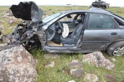 Viranşehirde kaza: 2 ölü foto