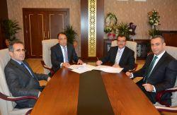 BÜ ile İŞKUR arasında işbirliği protokolü imzalandı