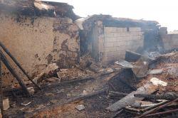 Gaziantep'teki yangının ardından aile dramı çıktı
