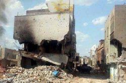 Nusaybin'de ev aramasında patlama