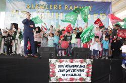 2016 İzmir Menemen kutlu doğum etkinliği video foto peygamber sevdalıları