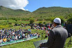 2016 Gercüş Çiçekli köyü kutlu doğum etkinliği video foto peygamber sevdalıları