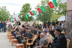 Yasin Börü'nün köyünde Kutlu Doğum etkinliği video foto