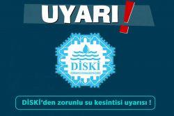 Diyarbakır'da su kesintisi uyarısı