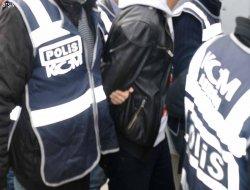 Gaziantep'in Nizip İlçesinde PKK propagandası yapan 54 üniversiteliye gözaltı