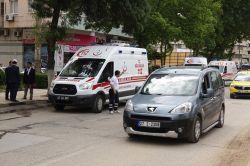 Gaziantepte ambulans geçiş tatbikatı yapıldı video foto