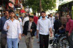 Diyarbakır halkı madde bağımlığına karşı yetkilileri uyardı video foto