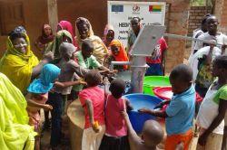 Avrupa Yetim-Der Gine Bissau'da su kuyusu açtı foto