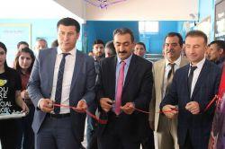 Cizre'de TÜBİTAK Bilim Fuarı açıldı foto
