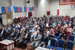 Elazığ'da 'Medya ve Siyaset' konulu panel