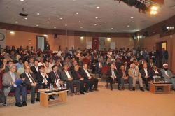 """Iğdır Üniversitesi'nde """"Vakıf ve Sivil Toplum"""" paneli düzenlendi"""