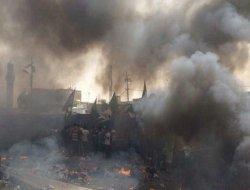 Bağdat'ta patlama: 30 ölü