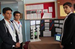 Sezai Karakoç Anadolu Lisesinde Bilim Fuarı gerçekleştirildi video foto