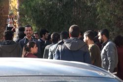 KURDÎ-DER başkanının gazeteciyi gasp görüntüleri ortaya çıktı video foto