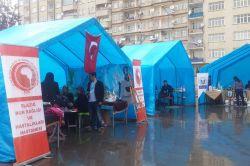 Elâzığ'da engelliler ürünlerini sergiledi foto