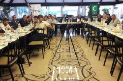 Şanlıurfa'da Yeşilay bilgilendirme toplantısı gerçekleştirdi video foto