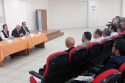 Ar-Ge reform paketi bilgilendirme toplantısı yapıldı