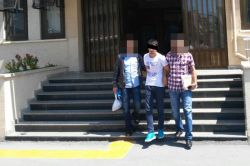 Tarsus'ta hırsızlık suçundan 3 kişi tutuklandı