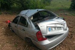 Kurtalan Müftüsü trafik kazası geçirdi