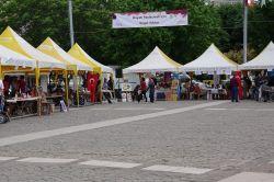 Gaziantep'te engellilerin açtığı sergi büyük bir ilgi gördü video foto