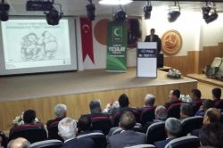 Adıyamanda Yeşilay'dan muhtarlara bağımlılıkla mücadele semineri foto