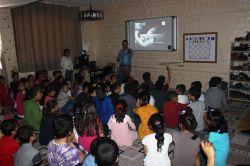 Batman'da miniklere 'astronomi' semineri