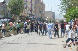 Cizre'de şüpheli çanta paniği video foto