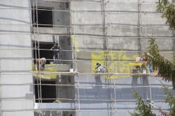 Vanda inşaat sektörü hız kazandı video foto