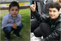 Elazığ'da 2 çocuğa silahlı saldırı düzenlendi video foto