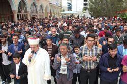 Van'da Rahman Nizami'nin idam edilmesi tel'in edildi video foto