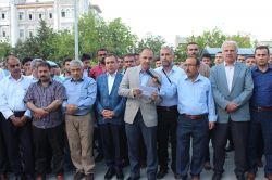 Kahtalılar Rahman Nizami'nin idam edilmesini lanetledi video foto