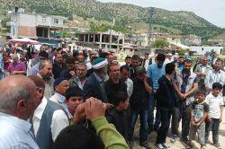 Rahman Nizami için Hani'de gıyabi cenaze namazı kılındı