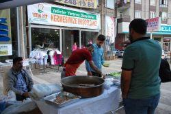 Yetim-Der'den muhtaçlar yararına kermes video foto